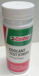 CASTROL TEST STRIP (BOTTLE 50)