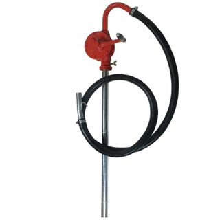 ECONOMY ROTARY PUMP WITH HOSE