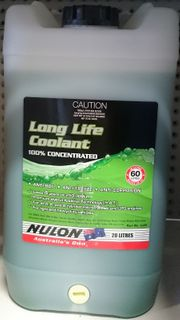 NULON COOLANT LONGLIFE CONCENTRATE 20LTR