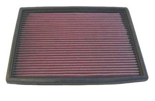 K & N AIR FILTER FORD FALCON 6CYL 4.0LTR