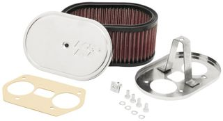 K & N AIR FILTER CUSTOM RACING ASSEMBLY