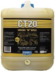 CHEMTECH WASH 'N' WAX