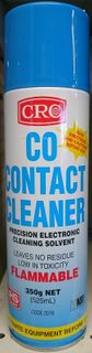 350G CO CONTACT CLEANER ( CRC )