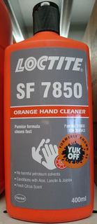 ORANGE HANDCLEANER (LOCTITE) 400ML