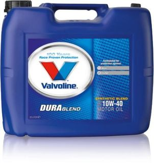 VALVOLINE SEMI- SYNTHETIC API SM,CF 20L