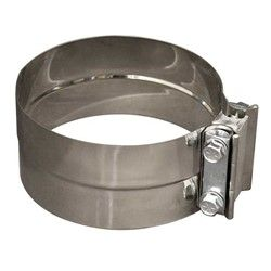"2 3/4"" LAP CLAMP STAINLESS STEEL"