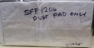 CARBON FILTER PAD (P536429) D10