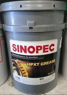 SINOPEC GREASE 20 kg