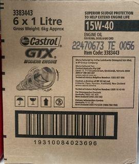 GTX OIL 15W/40 ULTRACLEAN ( 3414908)