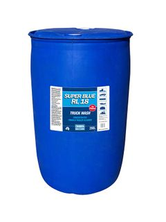 SUPERBLUE TRUCK WASH 200LTR