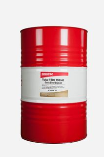 SINOPEC DIESEL OIL 15W/40 CI-4 (200L)