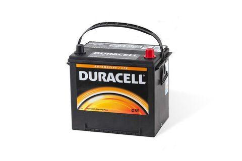 DURACELL BATTERY 12V (550CCA)