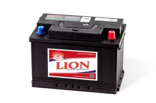 LION BATTERY SMF56638 (DIN66 TALL )