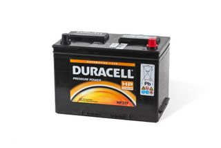 DURACELL BATTERY 12V (710CCA)