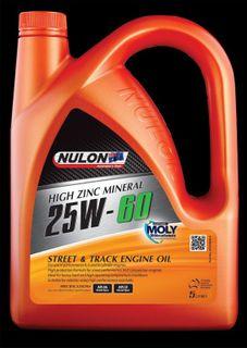NULON PREMIUM MINERAL 25W-60 5LTR
