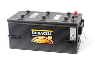 DURACELL BATTERY 12V (1400CCA)
