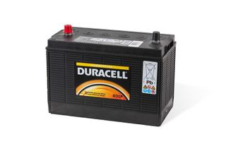 DURACELL BATTERY 12V (760 CCA)
