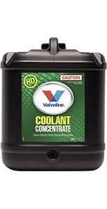 VALVOLINE COLANT CONCENTRATE HD 20L