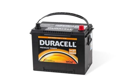 DURACELL BATTERY 12V (675CCA)