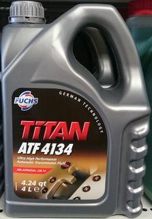 FUCHS ATF 4134 4LTR