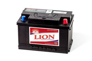 LION BATTERY 12V (580CCA)
