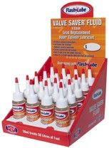 FLASHLUBE VALVE SAVER FLUID (BOX20) 50ML