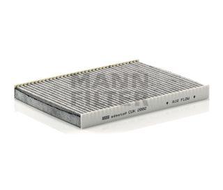 MANN CABIN AIR FILTER (E900LC / PA4331)