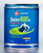CALTEX DELO 400 MULTIGRADE 15W/40 (20L)
