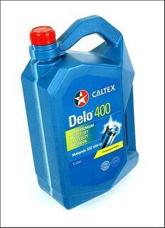 CALTEX DELO 400 MULTIGRADE 15W/40 (5L)
