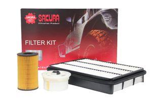 SAKURA 4WD FILTER KIT (4.5L V8) RSK15