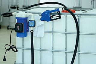230V UREA/DEF IBC KIT 25LPM PUMP AUTO