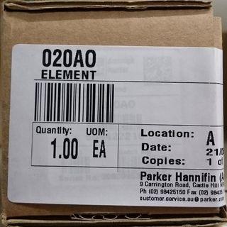 PARKER AIR FILTER ( TE180G )