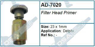 FILTER HEAD PRIMER (23X1MM) (B503)