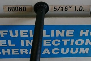 5/16 I.D. FUEL HOSE PER FOOT