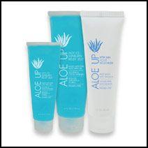 Aloe Up Skin Care | Aloe Vera