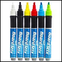 Boardstix Fine Tip Grip Pens