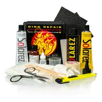 Solarez Polyester Pro Travel Surfboard Repair Kit