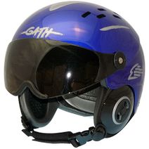 Gath Half Face Visor No 2 - Tinted