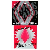 Surf Co Nose Guard Diamond Tip Pink