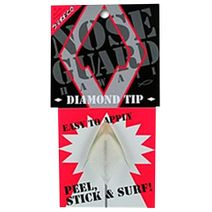 Surf Co Nose Guard Diamond Tip Clear