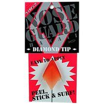 Surf Co Nose Guard Diamond Tip Red