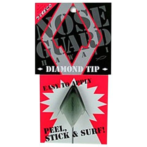 Surf Co Nose Guard Diamond Tip Smoke