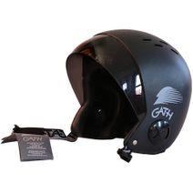Gath Fixed Visor: Small, Black