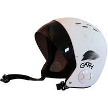 Gath Fixed Visor: Small, White