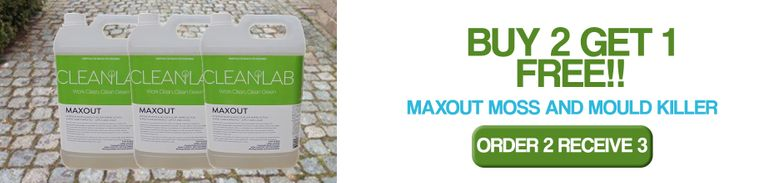 Maxout Moss and Mould Killer