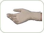 Gloves Latex Powder Free X-Large Box