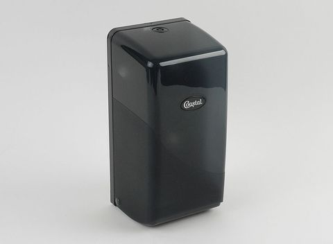 Dispenser Toilet Tissue Interleaved Lockable SUPIL Black