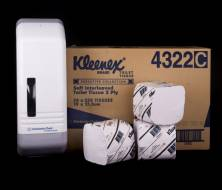 Toilet Tissue Interleaved 2Ply Kleenex Executive