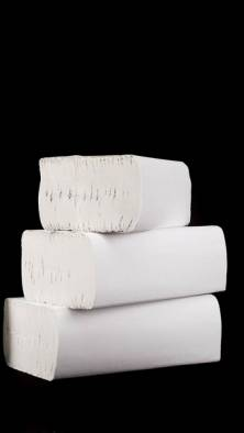 INT/FOLD PAPER TOWELS WHITE