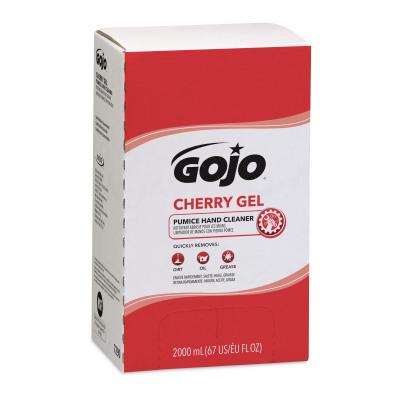 SOAP GOJO CHERRY & PUMICE GEL 2LTR